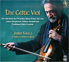 SAVALL JORDI-THE CELTIC VIOL *NEW*