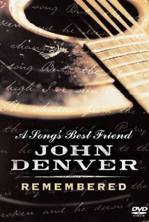 DENVER JOHN-A SONGS BEST FRIEND DVD+CD*NEW*