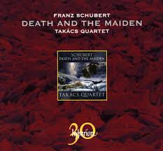 SCHUBERT-STRING QUARTETS TAKACS QUARTET *NEW*