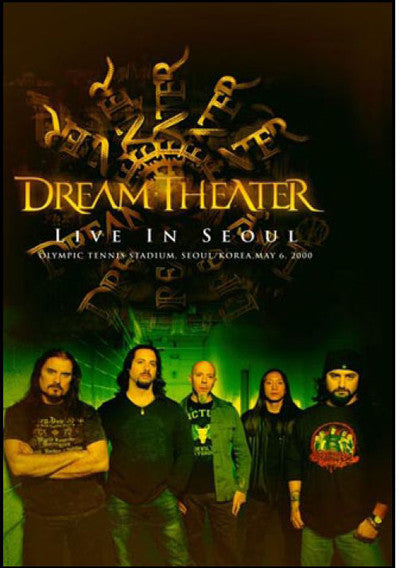DREAM THEATRE-LIVE SEOUL 2000 DVD *NEW*