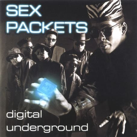 DIGITAL UNDERGROUND-SEX PACKETS CD G