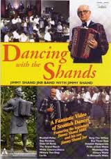 SHAND SIR JIMMY-DANCING WITH THE SHANDS DVD *NEW*