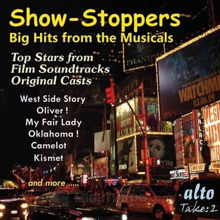 SHOW STOPPERS-BIG HITS FROM THE MUSICALS *NEW*