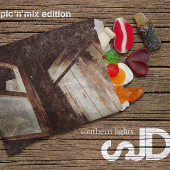 SJD-SOUTHERN LIGHTS PICNMIX EDITION 2CD VG