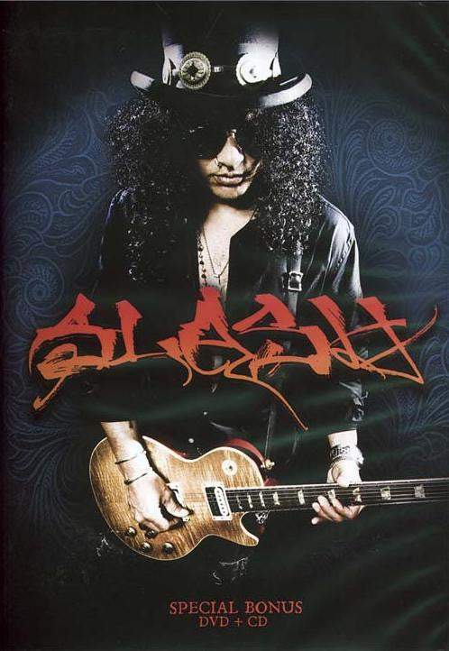 SLASH-SPECIAL BONUS DVD + CD *NEW*