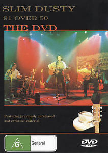 SLIM DUSTY-91 OVER 50 DVD *NEW*