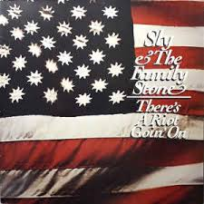 SLY & THE FAMILY STONE-THERE'S A RIOT GOING ON LP NM COVER EX