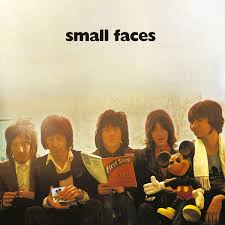 SMALL FACES-FIRST STEP CD VG