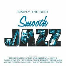 SIMPLY THE BEST SMOOTH JAZZ-VARIOUS ARTISTS 2CD *NEW*