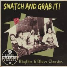SNATCH AND GRAB IT- VARIOUS ARTISTS CD *NEW*