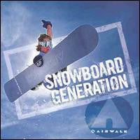 SNOWBOARD GENERATION-VARIOUS ARTISTS 2CD G