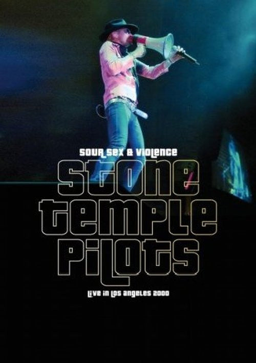 STONE TEMPLE PILOTS-SOUR SEX & VIOLENCE DVD *NEW*