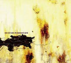 NINE INCH NAILS-THE DOWNWARD SPIRAL CD *NEW*