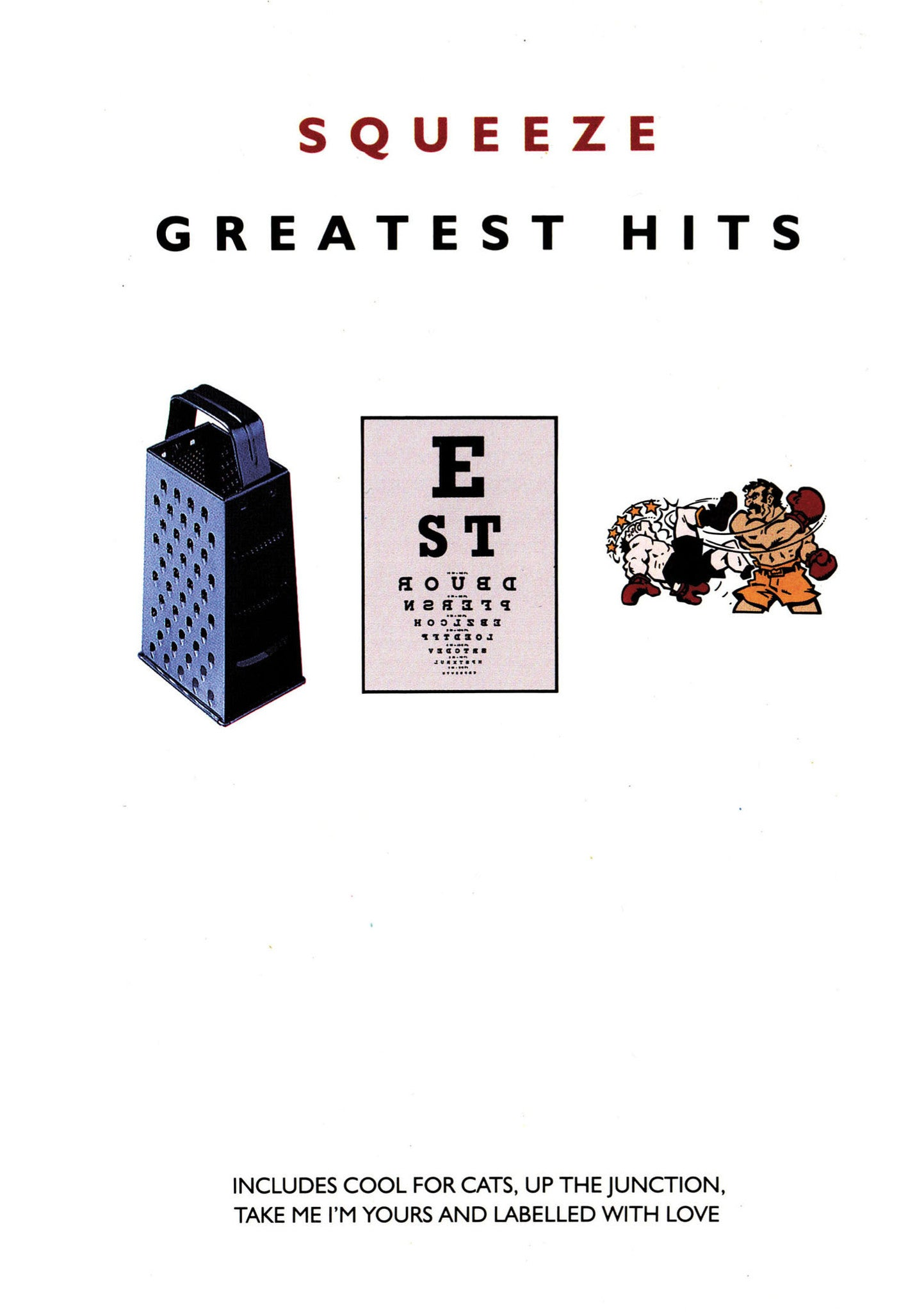 SQUEEZE GREATEST HITS DVD *NEW*