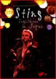 STING-ENGLISHMAN IN JAPAN DVD *NEW*