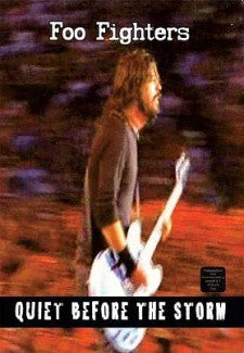 FOO FIGHTERS-QUIET BEFORE THE STORM DVD *NEW*