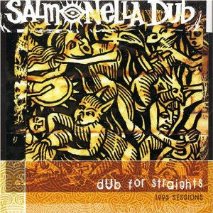 SALMONELLA DUB-DUB FOR STRAIGHTS CD *NEW*