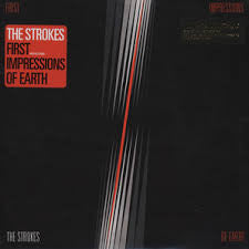 STROKES THE-FIRST IMPRESSIONS OF EARTH LP *NEW*