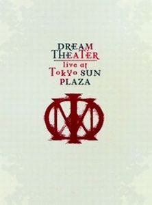 DREAM THEATRE-LIVE AT TOKYO SUN PLAZA DVD *NEW*