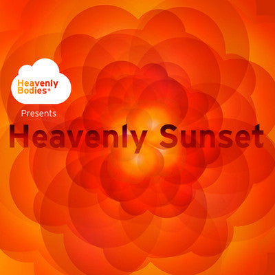 HEAVENLY SUNSET-VARIOUS ARTISTS 2CDS *NEW*