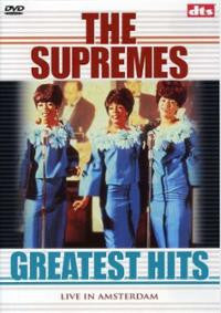 SUPREMES THE-GREATEST HITS LIVE IN AMSTERDAM DVD *NEW*