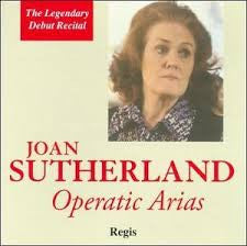 SUTHERLAND JOAN-OPERATIC ARIAS *NEW*