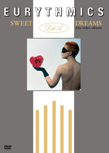 EURYTHMICS-SWEET DREAMS DVD *NEW*
