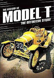 HISTORY OF MODEL T-THE DEFINITIVE STORY DVD VG