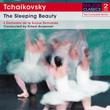 TCHAIKOVSKY-THE SLEEPING BEAUTY 2CDS *NEW*