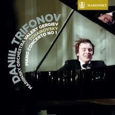 TCHAIKOVSKY-PIANO CONCERTO NO 1 GERGIEV TRIFONOV CD *NEW*
