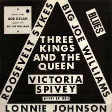 THREE KINGS AND THE QUEEN-VARIOUS ARTISTS LP *NEW*