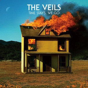 VEILS THE-TIME STAYS WE GO CD *NEW*