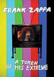 ZAPPA FRANK-A TOKEN OF HIS EXTREME DVD *NEW*