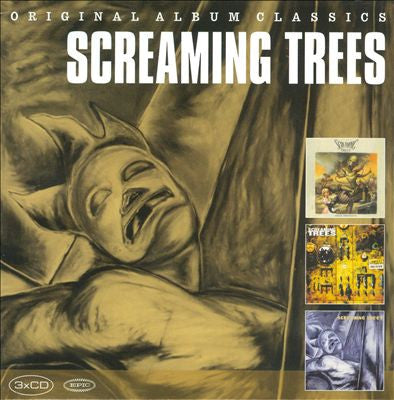 SCREAMING TREES-ORIGINAL ALBUM CLASSICS 3CD BOX *NEW*