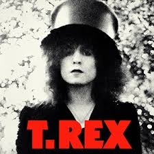 T. REX-THE SLIDER LP VG COVER VG+