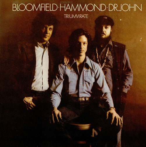 BLOOMFIELD HAMMOND DR JOHN-TRIUMVIRATE CD *NEW*
