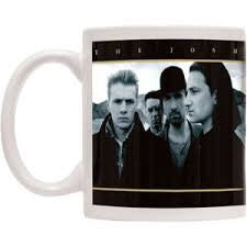 U2 JOSHUA TREE MUG *NEW*