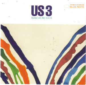 US3-HAND ON THE TORCH CD G