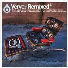 VERVE // REMIXED 4-VARIOUS ARTISTS 2LP *NEW*