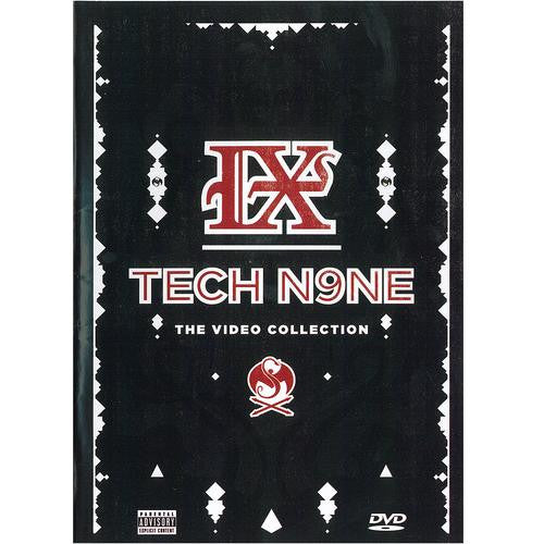 TECHN9NE-THE VIDEO COLLECTION DVD *NEW*