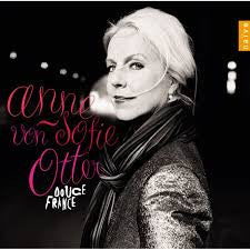 VON OTTER ANNE SOFIE-DOUCE FRANCE CD *NEW*