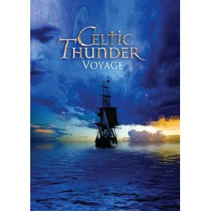 CELTIC THUNDER-VOYAGE DVD *NEW*