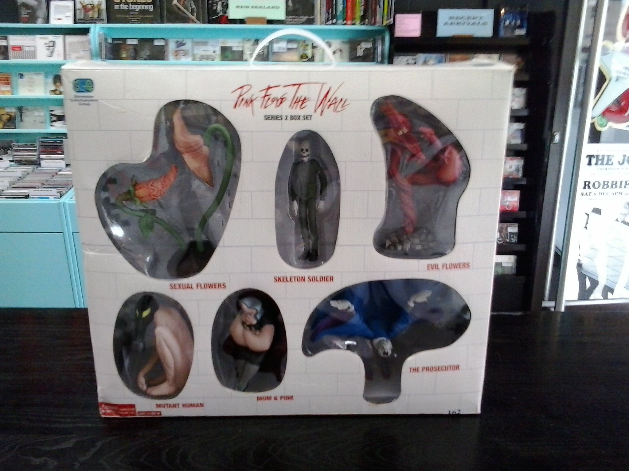 PINK FLOYD-THE WALL SERIES 2 FIGURINE BOXSET