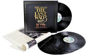 BAND THE-THE LAST WALTZ 40TH 6LP BOX SET EX BOX EX