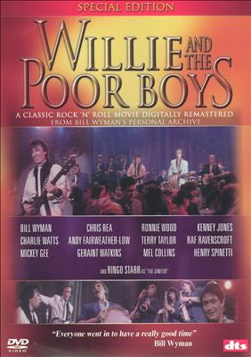 WILLIE AND THE POOR BOYS SPECIAL EDITION DVD LN