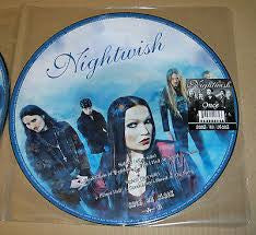 NIGHTWISH-ONCE 2LP PICTURE DISC EX