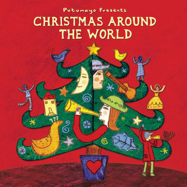 CHRISTMAS AROUND THE WORLD *NEW*