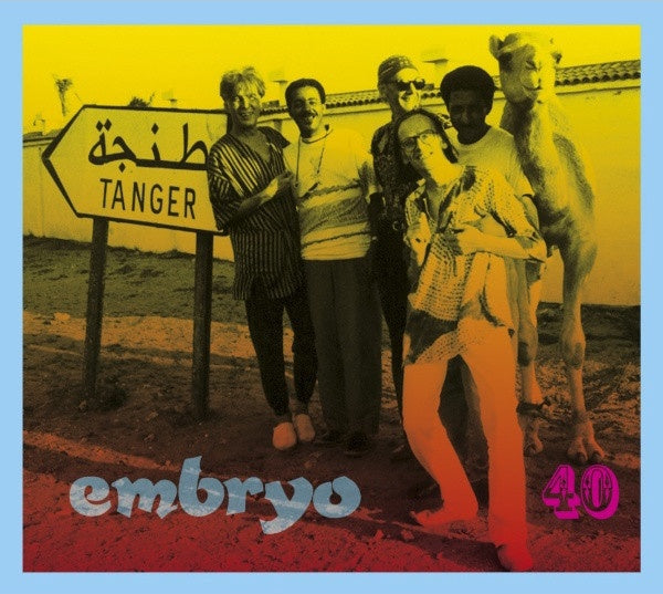 EMBRYO-40 2CD VG+
