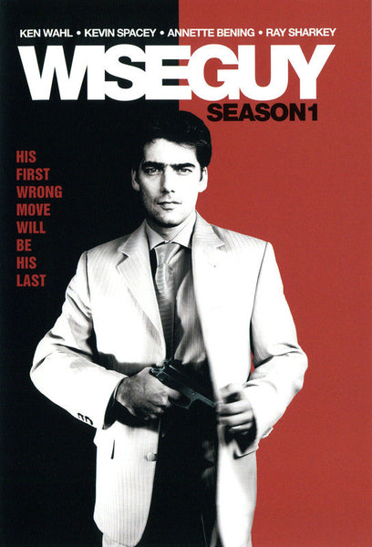 WISEGUY SEASON ONE 6XDVD G