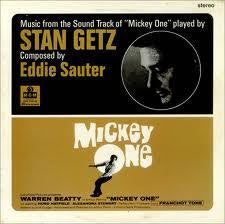GETZ STAN-MICKEY ONE OST VINYL E COVER VGPLUS NZ PRESSING